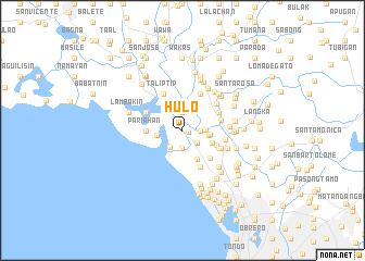map of Hulo