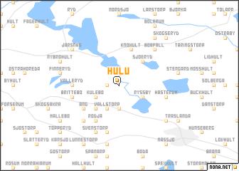 map of Hulu