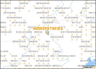 map of Hummeratsried