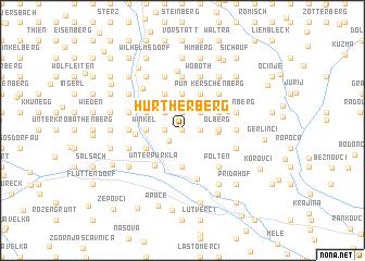 map of Hürtherberg