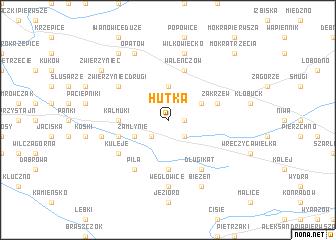 map of Hutka