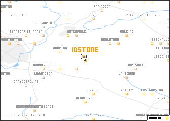 map of Idstone