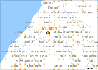 map of Id Yuaiga