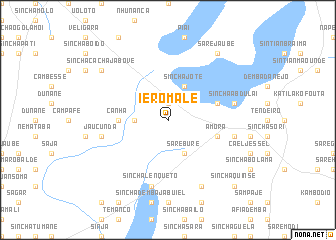 map of Iero Malè