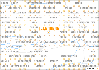 map of Illenberg