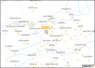 map of Imanly