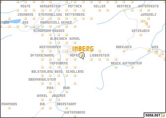 map of Imberg