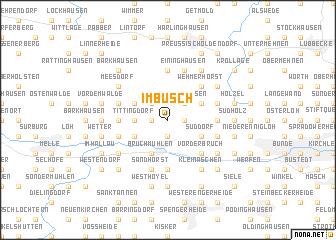 map of Im Busch