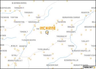 map of Imchirne
