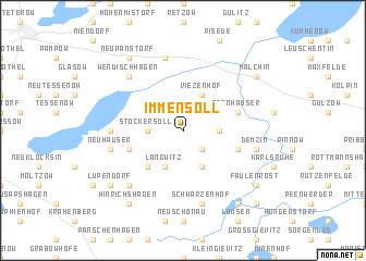 map of Immensoll