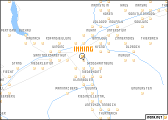 map of Imming