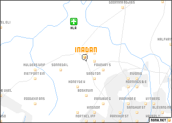map of Inadan