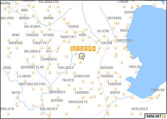 map of Inarado