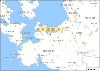 map of Inarumbacan
