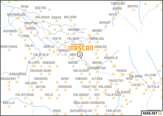 map of Inascan