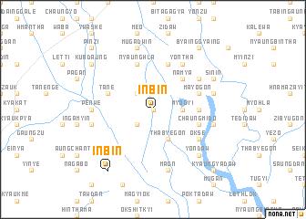 map of Inbin