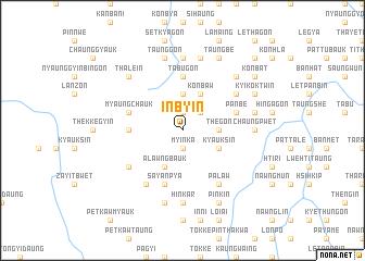 map of Inbyin