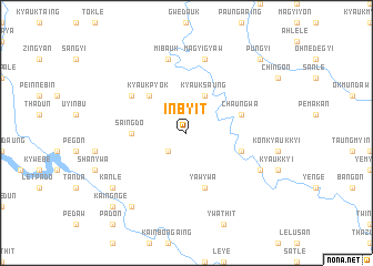 map of Inbyit