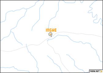 map of Ingwe