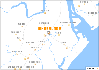 map of Inhassunge