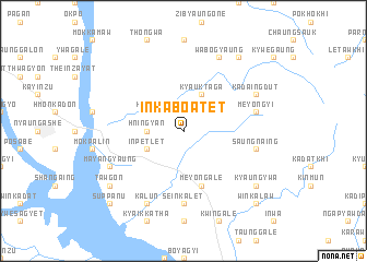 map of Inkabo-atet