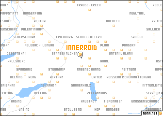 map of Innerroid