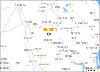 map of Inwaing