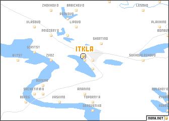 map of Itkla
