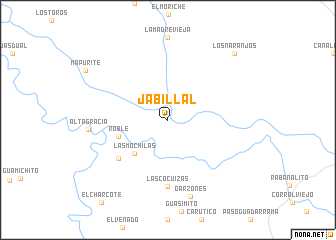 map of Jabillal