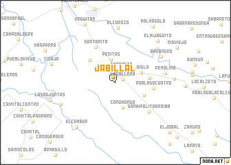 map of Jabillal