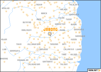 map of Jabong