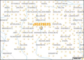 map of Jagerberg