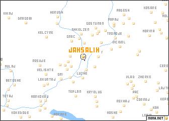 map of Jah Salih