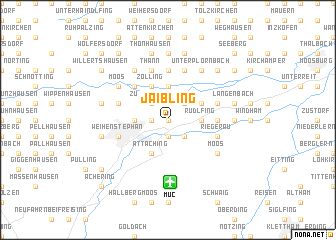 map of Jaibling