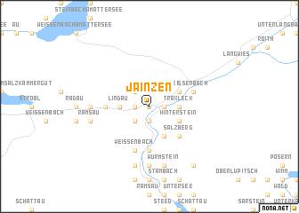 map of Jainzen