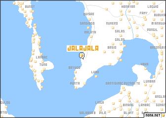 map of Jalajala