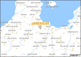 map of Jambangan