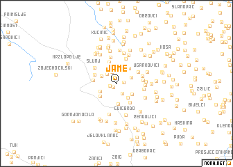 map of Jame