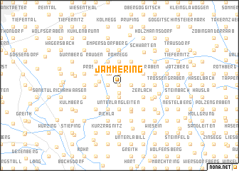 map of Jammering