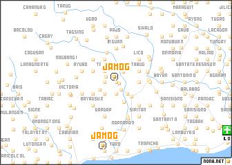 map of Jamog