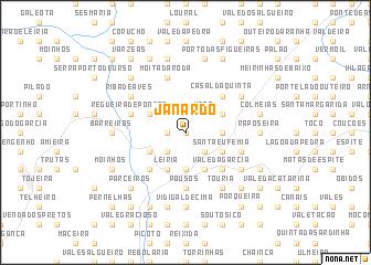 map of Janardo