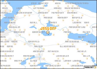 map of Jasdorf