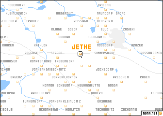 map of Jethe