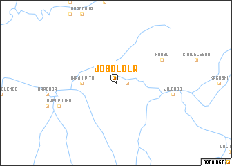 map of Jobolola