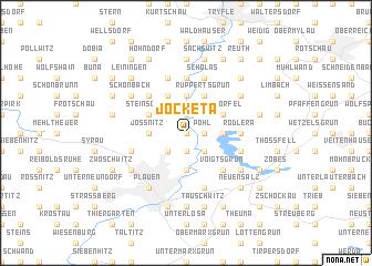 map of Jocketa