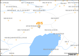 map of Jois