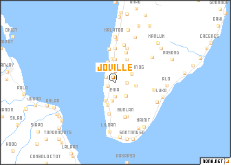 map of Joville