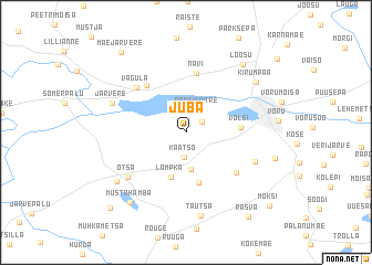 map of Juba
