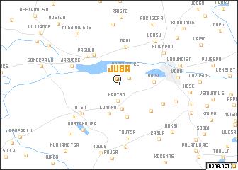 Juba Estonia map nonanet