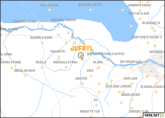 map of Jufayl
